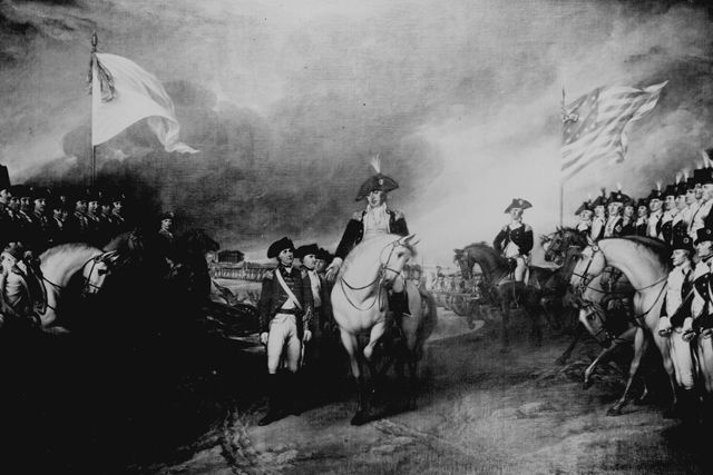 what happend in the revolutionary war essay Kids learn about the battle of bunker hill major event in the american revolutionary war.