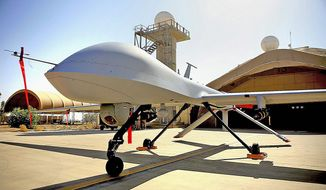 A missile-equipped Predator would be dispatched to kill the al Qaeda leader if his location is pinpointed. The drone could be redirected in flight.