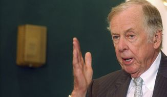 T. Boone Pickens (The Washington Times)