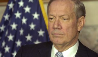 **FILE** Former New York Gov. George E. Pataki (Associated Press)
