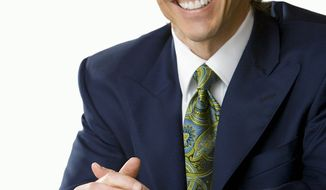 ** FILE ** The Rev. Joel Osteen is pastor of the Lakewood Church in Houston. (Joel Osteen Ministries)
