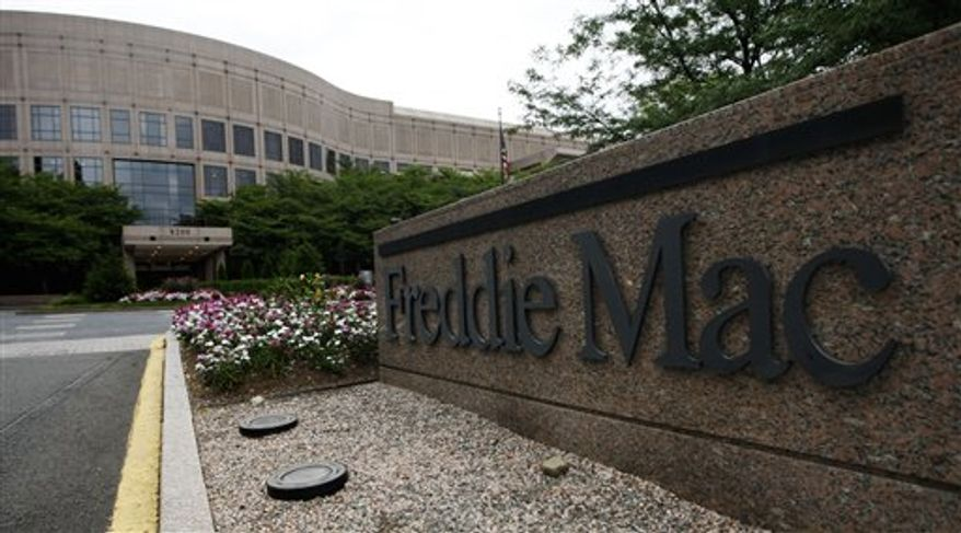**FILE** The Federal Home Loan Mortgage Corp., commonly referred to as Freddie Mac, is headquartered in McLean, Va.