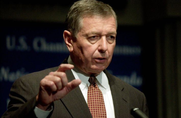 ** FILE ** Former Attorney General John Ashcroft
