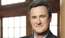 "Joe Scarborough, host of MSNBC's ""Morning Joe"""