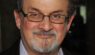 Salman Rushdie (Associated Press) **FILE**