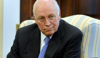 ** FILE ** Former Vice President Dick Cheney (Mary F. Calvert/The Washington Times)