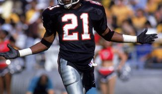 Getty Images Deion Sanders