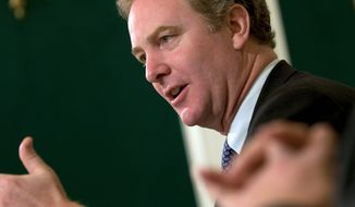 **FILE** Rep. Chris Van Hollen (The Washington Times)