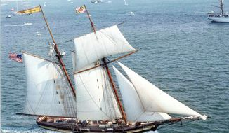 The Pride of Baltimore II is a modern re-creation of a typical early United States privateering vessel. Civilians who took up privateering could hope to gain huge wealth while wreaking havoc on English commerce.