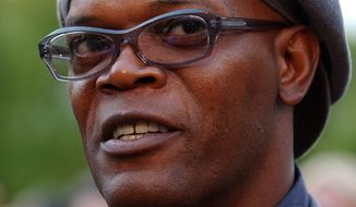 Samuel L. Jackson (Associated Press)