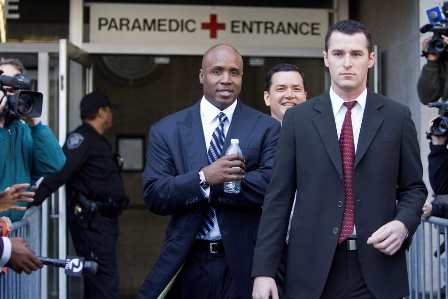 **FILE** Barry Bonds' trial had been scheduled to start Monday but won't start until at least July. (Getty Images)