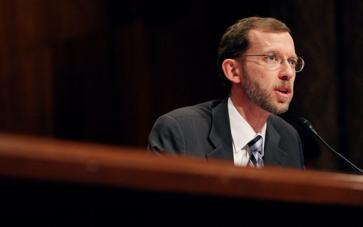 ** FILE ** Douglas Elmendorf, director of the Congressional Budget Office. (AP Photo)