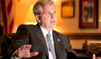 Rep. Kevin McCarthy, California Republican