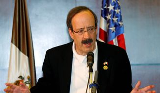 Rep. Eliot L. Engel, New York Democrat