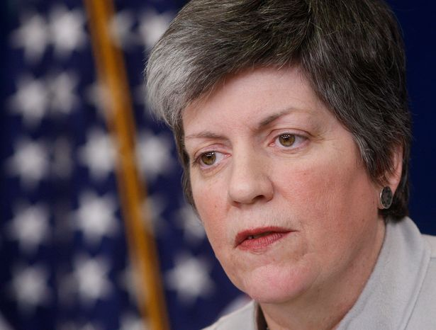 Homeland Security Secretary Janet Napolitano says the U.S. is creating contingency plans to respond to a border threat should Mexico fail in its war against drug cartels. (Associated Press)