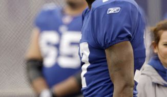 **FILE** Plaxico Burress (Associated Press)