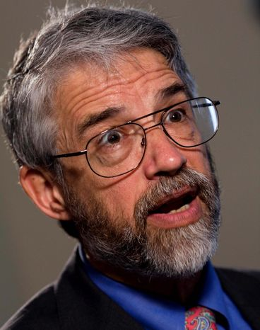 "ASSOCIATED PRESS Newly-appointed science adviser John Holdren discusses geoengineering options as a ""last resort"" approach to counteracting the effects of global warming."