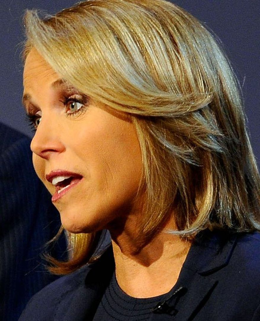 Katie Couric (Getty Images)