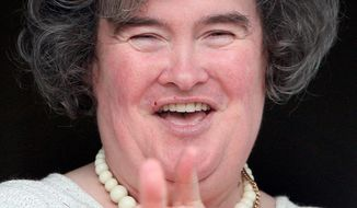 Susan Boyle (Associated Press)