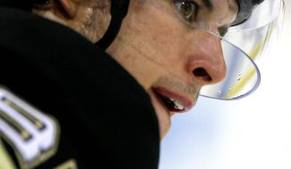 **FILE** Sidney Crosby (Getty Images)