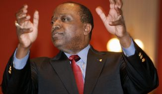 Alan Keyes (Associated Press)
