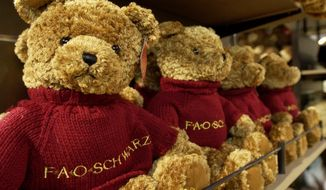 """agence france-presse/Getty images FAO Schwarz, founded in 1862 by German immigrant Frederick August Otto Schwarz in Baltimore, has reigned for decades as the premier retailer for unique toys and a pioneer of """"entertainment retail,"""" the idea that a store could be an experience for its customers."""
