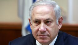 **FILE** Israeli Prime Minister Benjamin Netanyahu (Associated Press)