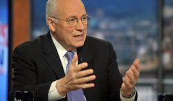 **FILE** Former Vice President Dick Cheney. (Associated Press)
