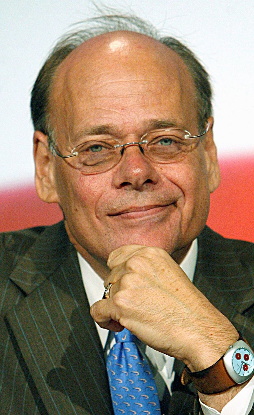 ** FILE ** Rep. Steve Cohen (Associated Press)
