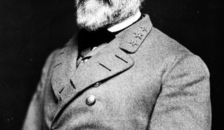 ** FILE ** Gen. Robert E. Lee (Library of Congress)