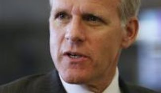 **FILE**  Michael Oren, Israeli ambassador to the United States (AP Photo)