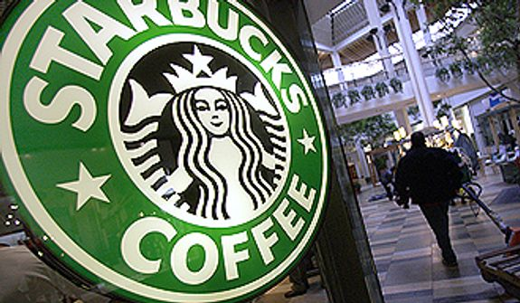 Starbucks offers free unlimited Wi-Fi at most of its locations. **File photo**