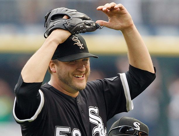 The Washington Nationals have made it no secret that they're interested in Chicago White Sox free-agent starting pitcher Mark Buehrle. With such a thing pitching market this offseason, there figures to be plenty of teams intrigued by what the lefty can bring on the mound. (Associated Press)