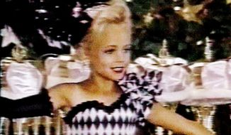 associated press photographs JonBenet Ramsey (above) and Aarone Thompson are two Colorado girls who lived vastly different lives, but their deaths have produced cases with striking similarities. The girls were named after their father and were 6 years old when they were last seen alive.