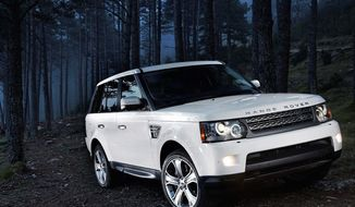** FILE ** Land Rover 2010.