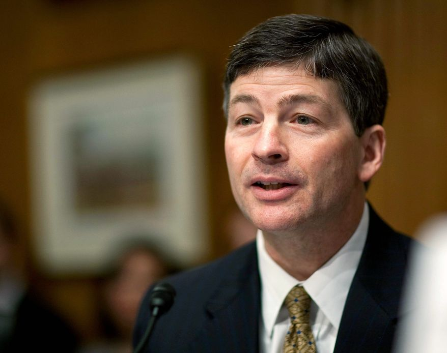 ** FILE ** Rep. Jeb Hensarling, Texas Republican
