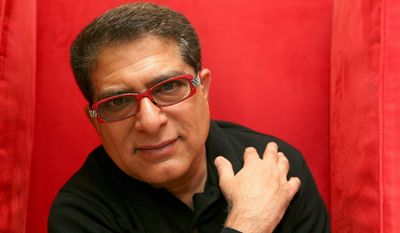 Spiritualist Deepak Chopra has written some 80 books and is renowned globally for his expertise in reflection, meditation, wellness and self-help techniques. (Associated Press. FILE photo Oct. 14, 2009)