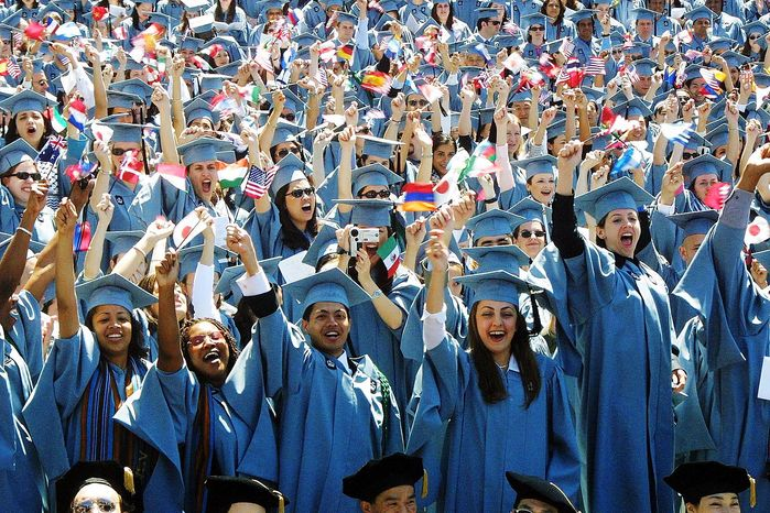 High school graduates not only fare better personally than dropouts but cost society less; a recent study tells how much less.