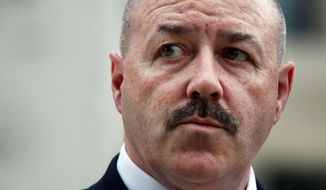 ** FILE ** former New York City Police Commissioner Bernard Kerik. (Associated Press)