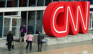 ASSOCIATED PRESS CNN headquarters in Atlanta