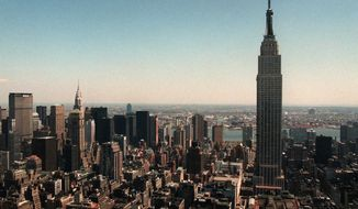 ** FILE ** New York City skyline (Associated Press)