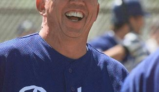 Associated Press Davey Johnson managed four major league teams and won a World Series with the New York Mets in 1986.