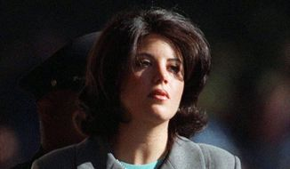 Monica Lewinsky (Associated Press) **FILE**