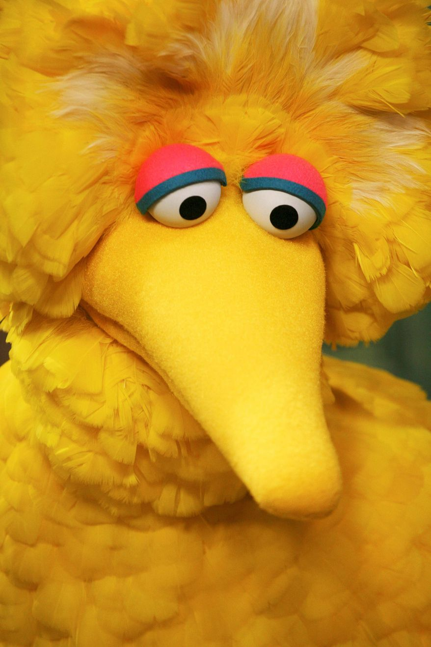 Associated Press Big Bird's image will be in the hands of toy maker Hasbro, starting in 2011, under a new licensing agreement.