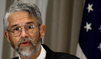 White House science adviser John Holdren. (Associated Press)