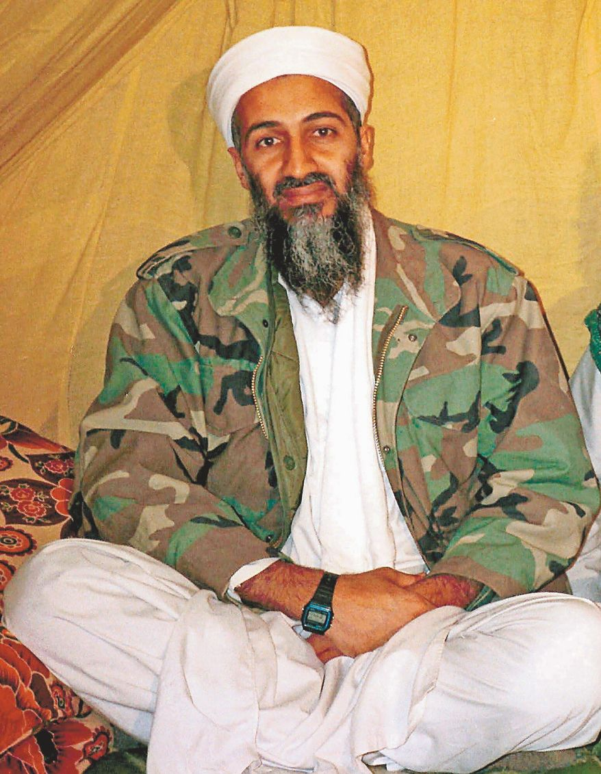 **FILE** Osama bin Laden (Associated Press)