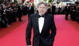 associated press French director Roman Polanski