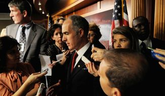** FILE ** Sen. Bob Casey, Pennsylvania Democrat. (Rod Lamkey Jr./The Washington Times)