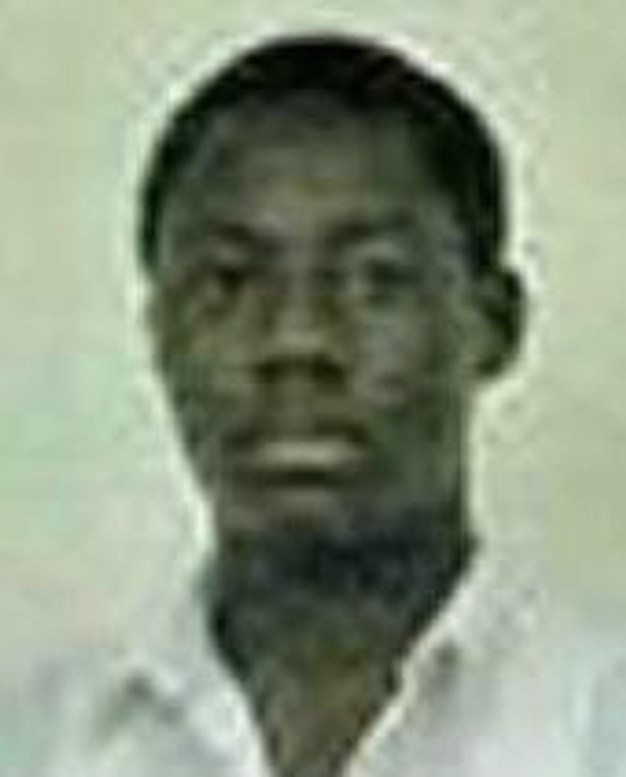 Umar Farouk Abdulmutallab is being held in the thwarted attempt to blow up a Northwest Airlines plane. (Associated Press/Saharareporters.com)