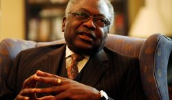 Rep. James E. Clyburn, South Carolina Democrat (The Washington Times)